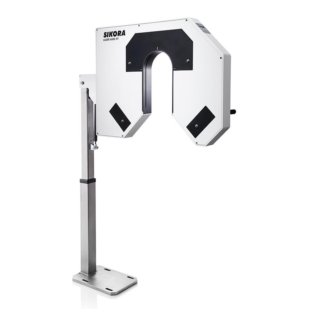 LASER Series 6000 – High-End-Durchmessermessgeräte mit hoher Einzelwertgenauigkeit detektiert Knoten und Einschnürungen