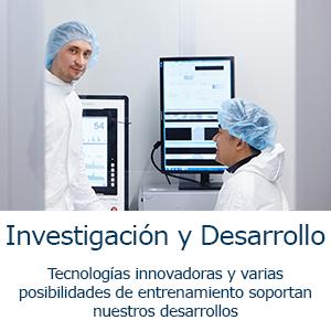 Forschung und Entwicklung