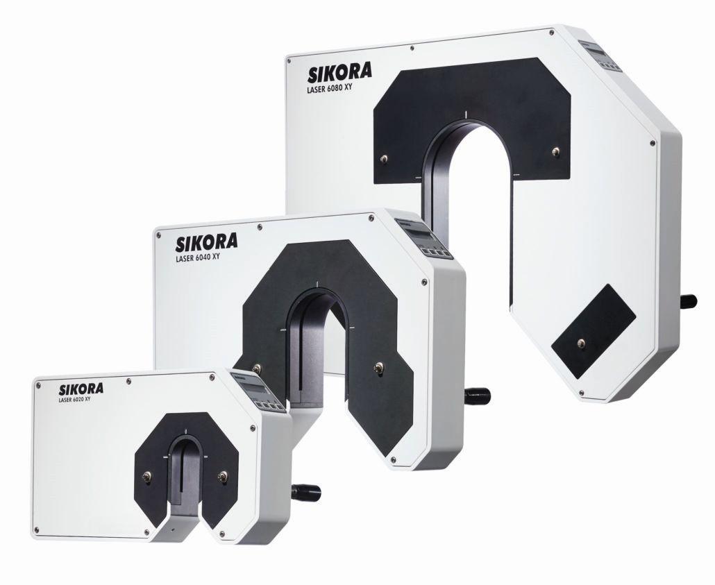 LASER Series 6000 High-end diameter measurement