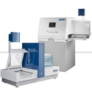 PURITY CONCEPT V and PURITY CONCEPT X for offline inspection, analysis and sorting
