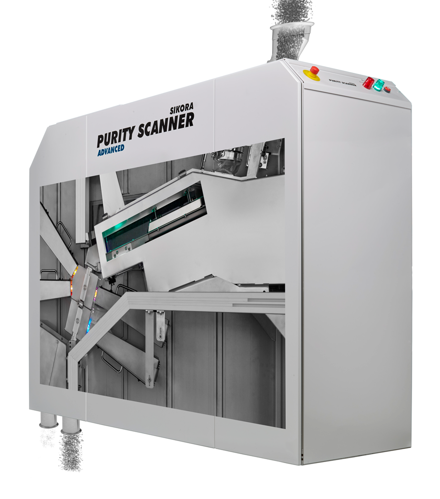 Product image - PURITY SCANNER ADVANCED insight feeding system