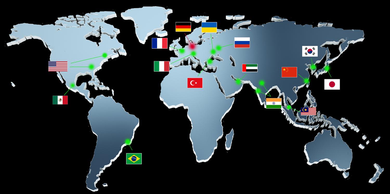 Sikora_Weltkarte