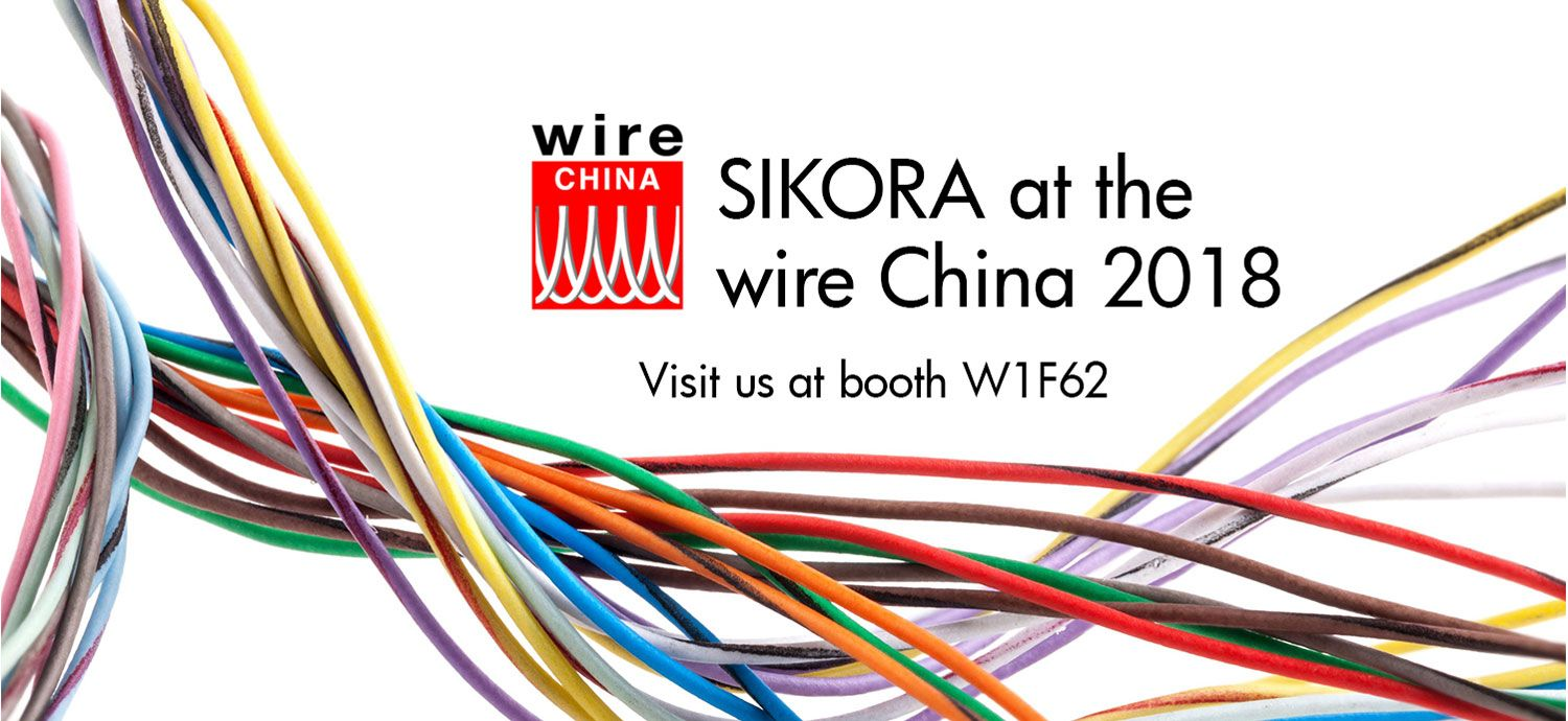 SIKORA at wire China 2018